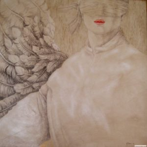 artisti contemporanei germana brizio