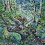artisti contemporanei umbro francescangeli