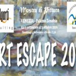 mostra di pittura art escape 2016 venezia palazzo zenobio