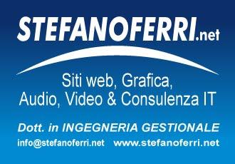 stefano ferri, web designer a San Gemini, Terni, Umbria