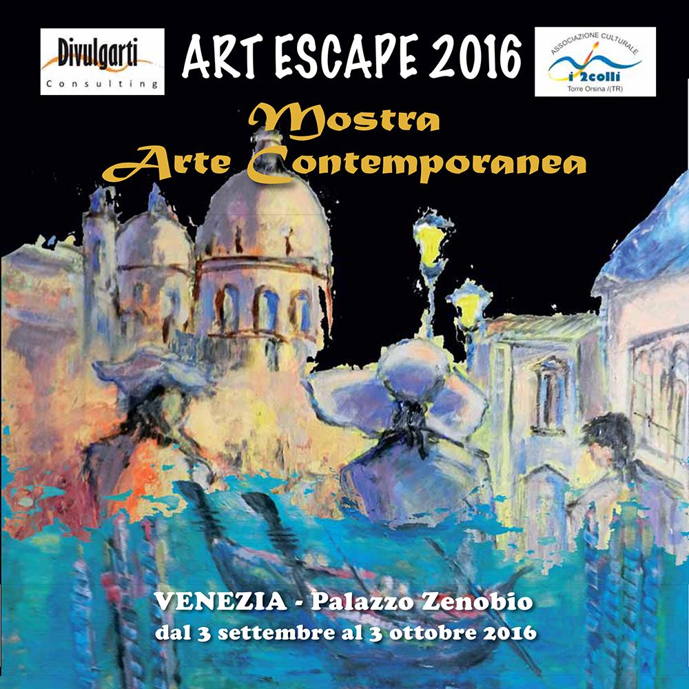 venezia art escape 2016