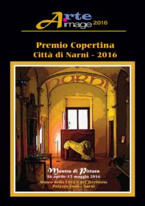 catalogo premio copertina città di narni 2016