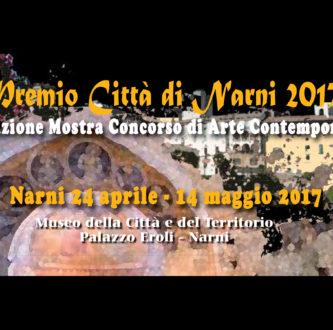 premio città di narni 2017
