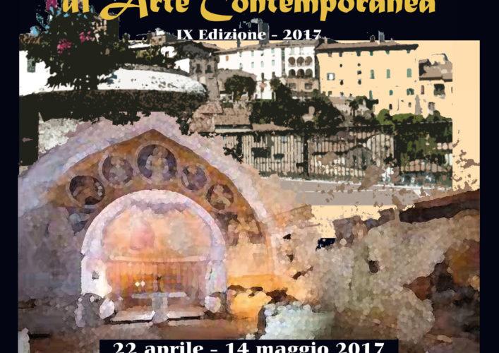mostra di pittura concorso arte contemporanea 2017 narni umbria italia