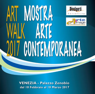 art walk 2017 venezia catalogo artistico